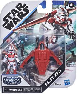Star Wars -Shock Trooper Mission Fleet Figure