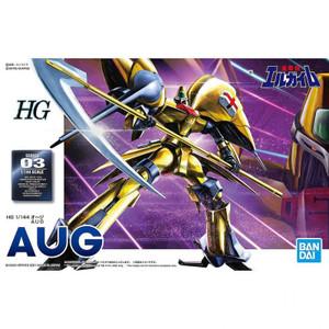 HG - L-Gaim Aug 1/144 Model Kit *Bandai made in japan