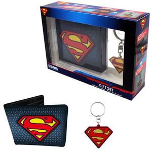 Superman Wallet & Keyring