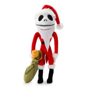 Nightmare Before Christmas - Jack Skellington Santa Phunny Plush