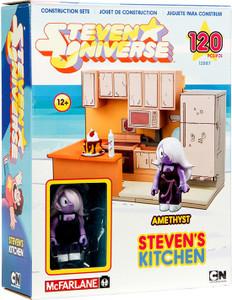 Steven Universe - Stevens Kitchen Building Figure Set