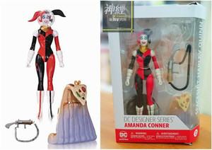 Batman - Amanda Conner As Harley Quinn Figure
