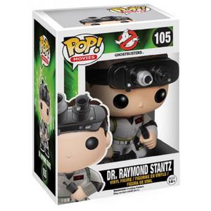 Ghostbusters - Raymond Stanz Pop! Figure #105