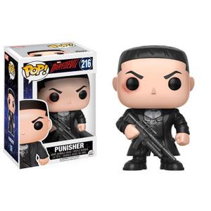 Daredevil TV  - Punisher Pop! Figure #216