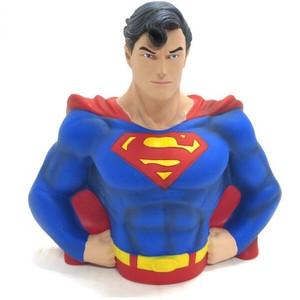 Superman Bust Coin Bank