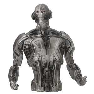 Avengers: Age Of Ultron - Ultron Bust Coin Bank