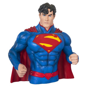 The New 52 - Superman Bust Coin Bank