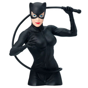 Catwoman Bust Coin Bank