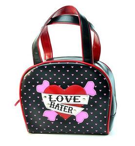 Love Hater Handbag