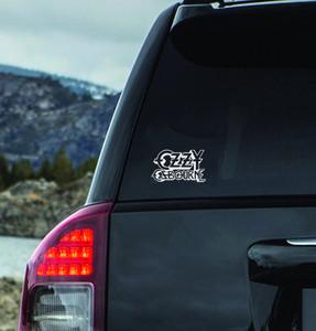 "Ozzy Osbourne - Logo 6x3.5"" Vinyl Cut Sticker"