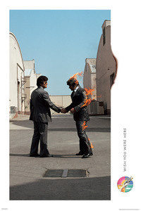 """Pink Floyd - Wish You Were Here 24x36"""" Poster"""