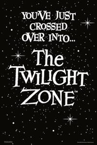 "The Twilight Zone 24x36"" Poster"