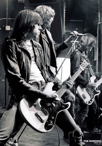 "Ramones CBGB NYC 24x36"" Poster"