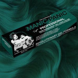 Serpentine® Green Professional Semi-Permanent Gel Hair Dye