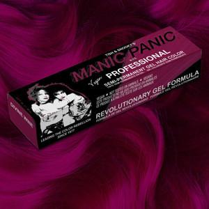 Divine Wine® Professional Semi-Permanent Gel Hair Dye - Medium Violet-Based Red