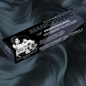 Smoke Screen® Professional Semi-Permanent Gel Hair Dye - Deep Grey