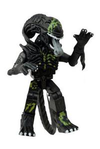 Battle Damage Alien Warrior Minimates Figure *VAULTED*