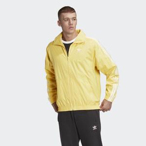 Adidas Yellow Track Jacket