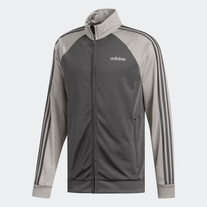Adidas 3-Stripes Raglan Track Gray