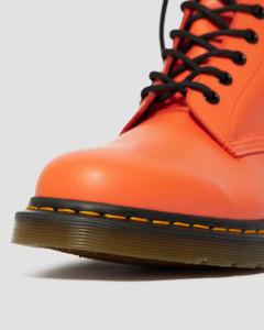 Dr Martens 1460 Orange Smooth