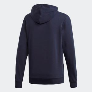 Adidas Essentials 3-Stripes Hoodie Blue