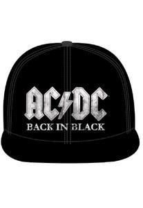 AC/DC - Black Baseball Cap