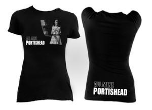 Portishead - All Mine Girls T-Shirt