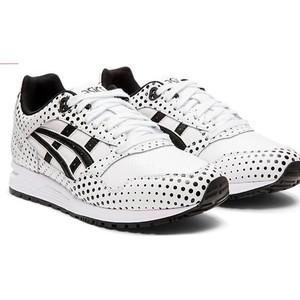 Gel Saga - Polka Dots White Sneakers