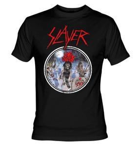 Slayer - Live Undead T-Shirt