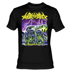Toxic Holocaust -An Overdose Of Death T-Shirt