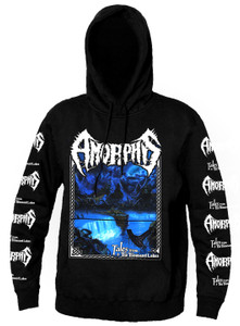Amorphis - Tales From The Thousand Lakes Hooded Sweatshirt