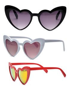 Adore - Heart Shaped Sunglasses