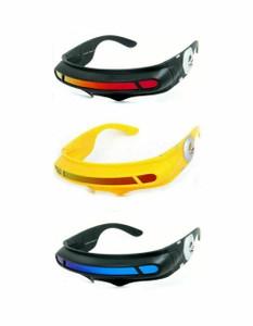 Cyclops XL -  Futuristic Wrap Robot Sunglasses