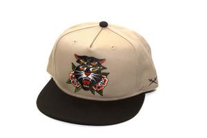 Acid Panther Snapback Hat