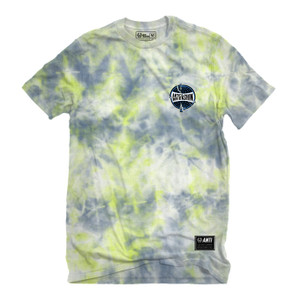 Yellow Extinction Tie Dye T-Shirt