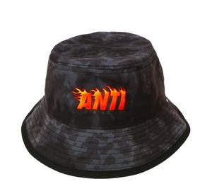 Fire Logo Bucket Hat