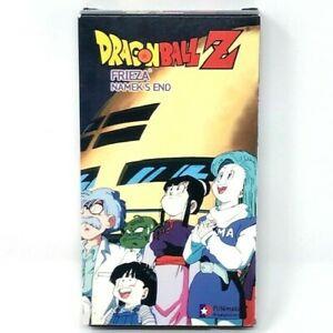Dragon Ball Z: Frieza Namek's End (Uncut) [VHS] *USED*