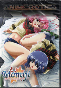 Momiji - Episode 2: Young Leaves (+18) [DVD]