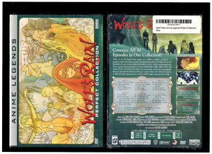 Wolf's Rain: Perfect Collection 7 DVD Set *USED*
