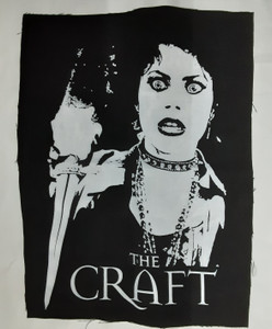 The Craft Test Backpatch