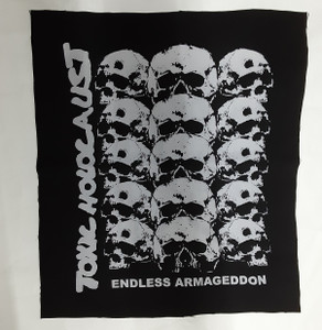 Toxic Holocaust Endless Armageddon Test Backpatch