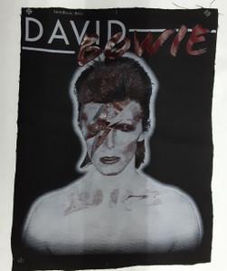 David Bowie Aladdin Sane Test Backpatch