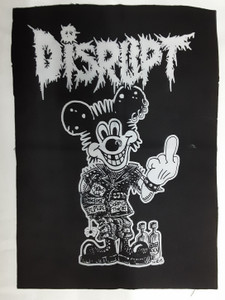 Disrupt - Mickey Test Backpatch