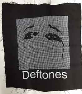 Deftones Ohms Test Backpatch