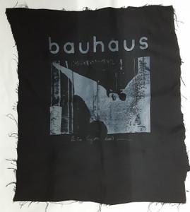 Bauhaus Bela Lugosi is Dead Test Backpatch