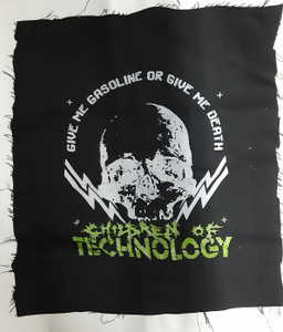 Children of Technology Give Me Gasoline Test Backpatch