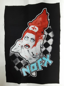 NOFX Pump Up the Valuum Test Backpatch
