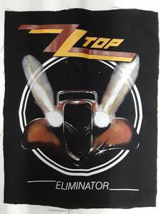 ZZ Top - Eliminator Test Backpatch