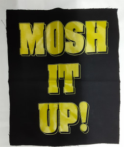 Mosh It Up Test Backpatch