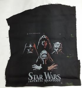 Star Wars Imperial Rhapsody Test Backpatch